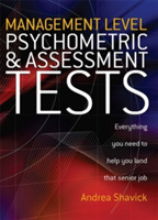 Management Level Psychometric and Assess