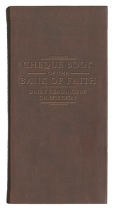Chequebook of the Bank of Faith - Burgun