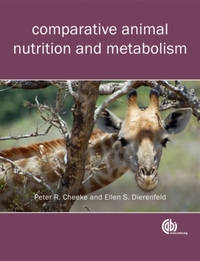 Comparative Animal Nutrition and Metabol