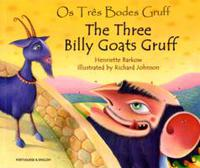 The Three Billy Goats Gruff in Portugues