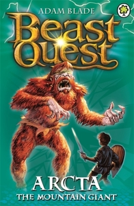 Beast Quest: Arcta the Mountain Giant