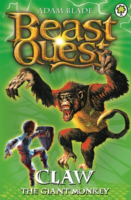 Beast Quest: Claw the Giant Monkey