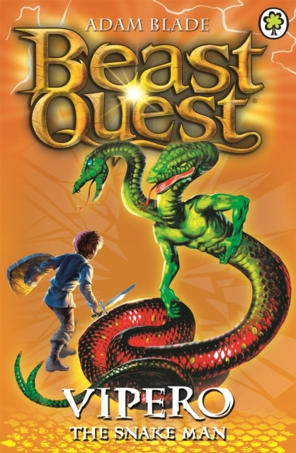 Beast Quest: Vipero the Snake Man