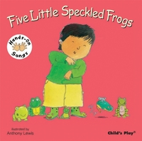 Five Little Speckled Frogs