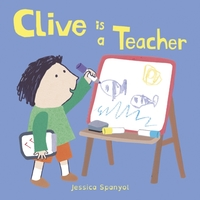 Clive is a Teacher