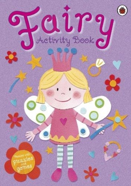 MY FAIRY ACTIVITY BOOK