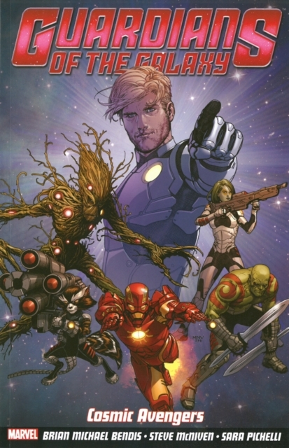 Guardians Of The Galaxy Volume 1: Cosmic