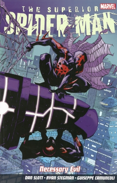 Superior Spider-man Vol. 4: Necessary Ev