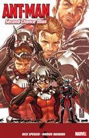 Ant-man Volume 1: Second-chance Man