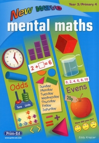 NEW WAVE MENTAL MATHS YEAR 3 PRIMARY 4
