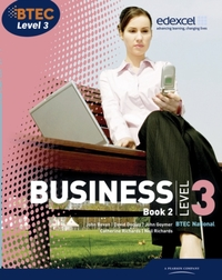 BTEC Level 3 National Business Student B