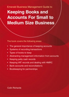 Keeping Books And Accounts For Small To