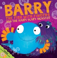 Barry the Fish with Fingers and the Hair
