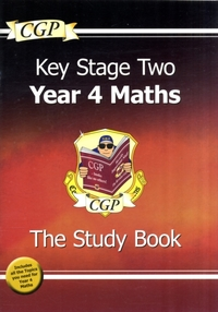 KS2 Maths Targeted Study Book - Year 4