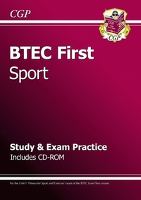 BTEC First in Sport - Study & Exam Pract