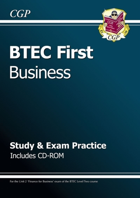 BTEC First in Business - Study & Exam Pr