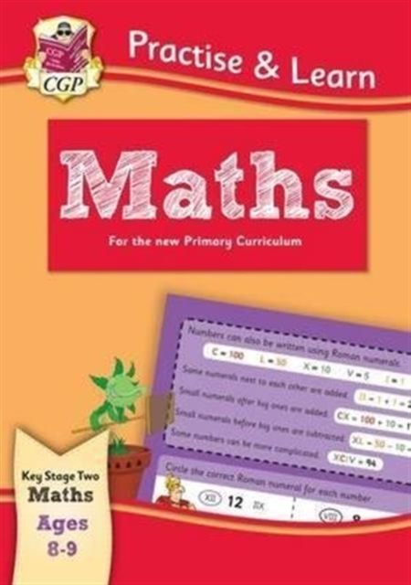 Practise & Learn: Maths (Ages 8-9)