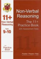 The 11+ Non-Verbal Reasoning Practice Bo