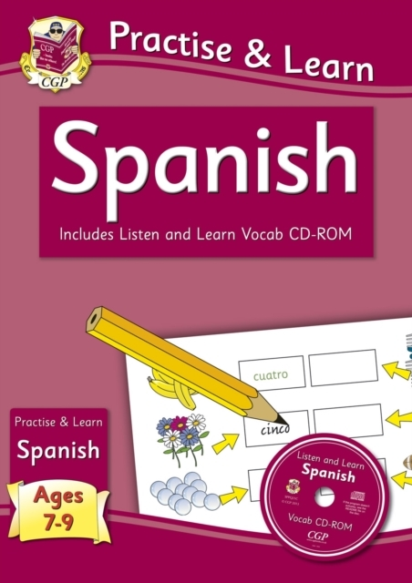 New Curriculum Practise & Learn: Spanish