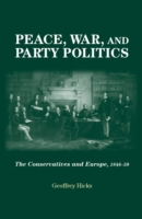 Peace, war and party politics