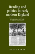 Reading and politics in early modern Eng