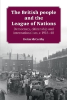 British People and the League of Nations