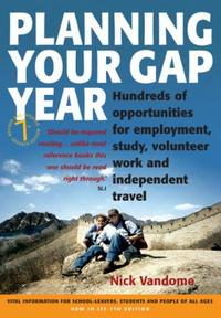 Planning Your Gap Year