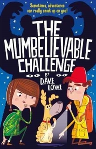 The Incredible Dadventure 2: The Mumbeli