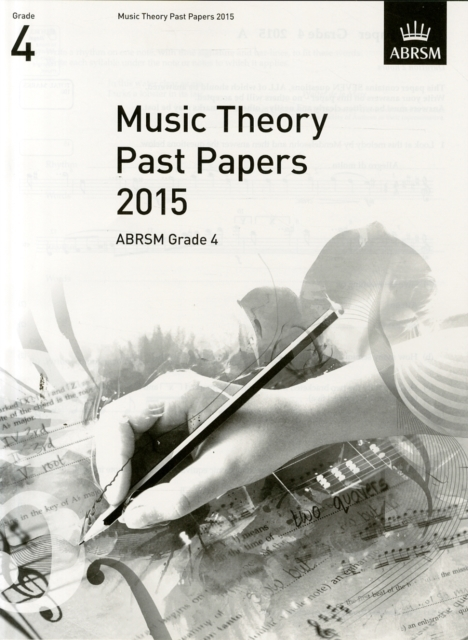 MUSIC THEORY PAST PAPERS GRADE 4 2015