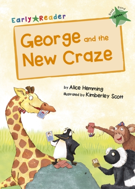 George and the New Craze Early Reader