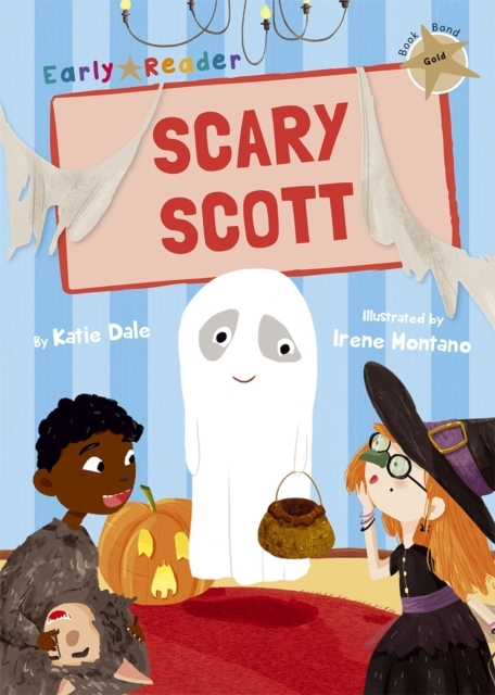 Scary Scott (Gold Early Reader)