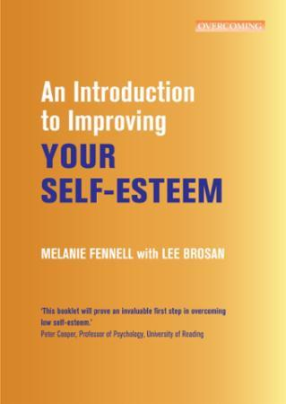 Introduction to Improving Your Self-Este