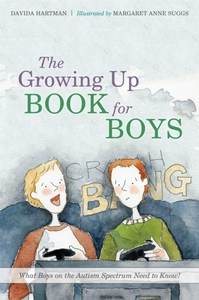 The Growing Up Book for Boys