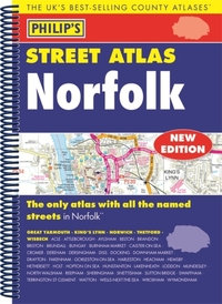 Philip's Street Atlas Norfolk