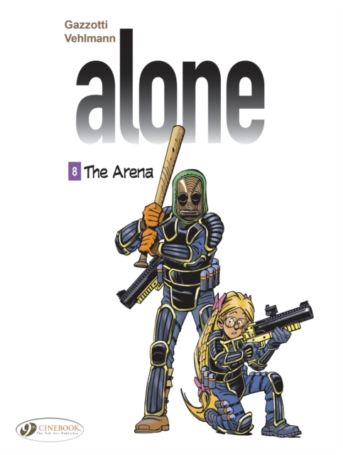 The Alone Vol. 8 - The Arena