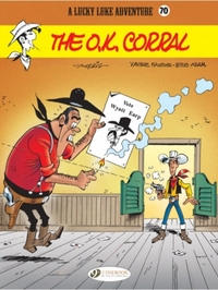 Lucky Luke Vol. 70: O.k. Corral