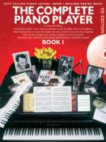 The Complete Piano Player Book 1 - CD Ed