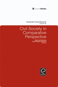 Civil Society in Comparative Perspective