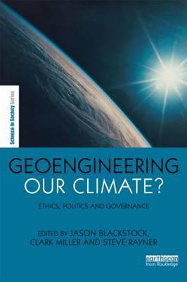 Geoengineering our Climate?