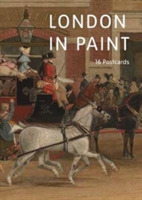 London in Paint: A Book of Postcards
