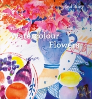 Magic of Watercolour Flowers