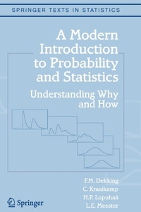 A Modern Introduction to Probability and
