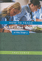 How to Teach Non-Fiction Writing at Key