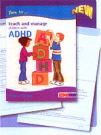 How to Teach and Manage Children with AD