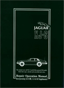 Jaguar XJS12 (and HE Supplement) 1975 to