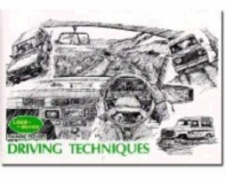 Land Rover Driving Techniques