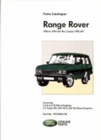 Range Rover 1992 to 1994 MY Plus Classic
