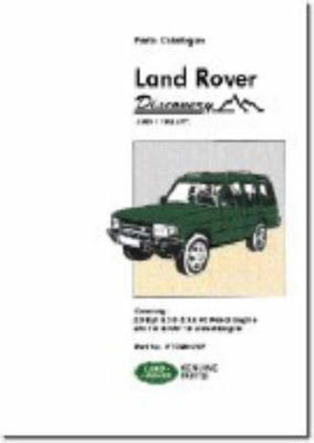 Land Rover Discovery Parts Catalogue 198