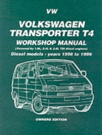 Volkswagen Transporter T4 Workshop Manua