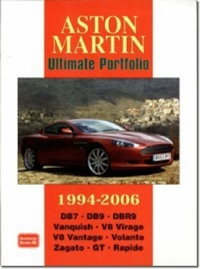 Aston Martin Ultimate Portfolio 1994-200